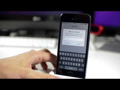 Setup And Use iCloud Keychain On iOS 7 And OS X Mavericks [How-To]