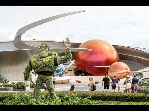 Disney's Hollywood Studios and Epcot Flower and Garden 2018 Preview