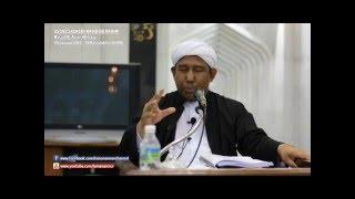 240116 ustaz shukeri najib ab rahim  masjid al azim