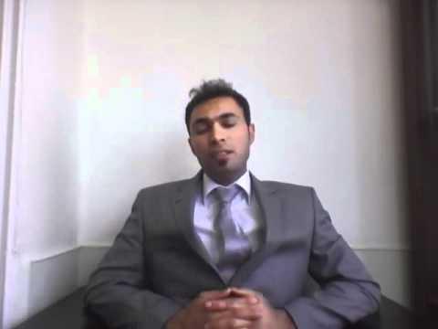 sample internship video resume