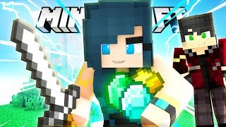 INVISIBLE CHALLENGE IN MINECRAFT BED WARS!