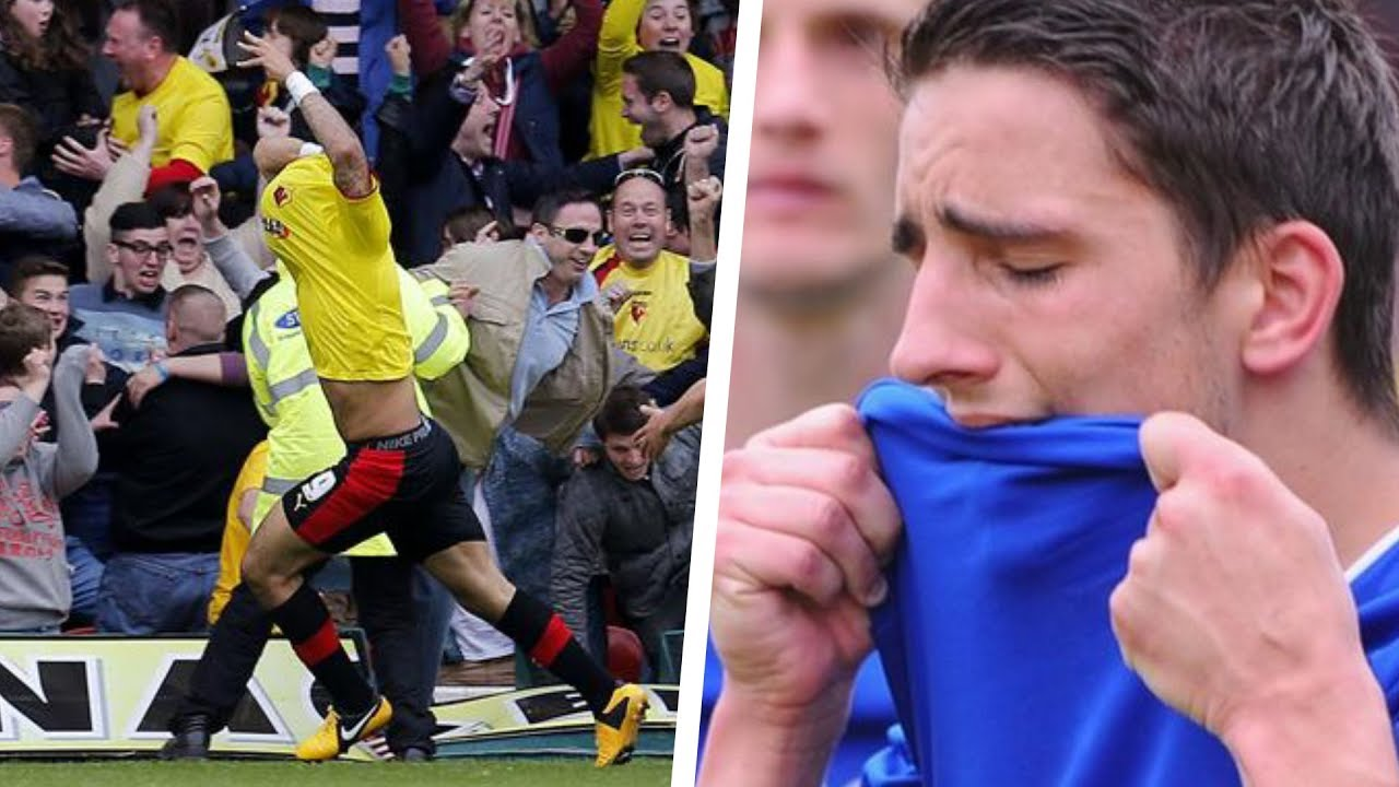Football Matches that SHOCKED the World