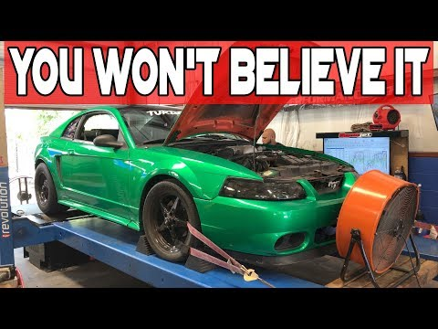 How much power does a Junkyard Built 4V Engine Make? - Turdzilla