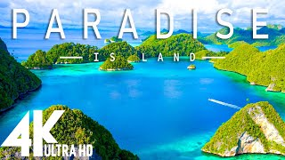 PARADISE ISLAND - Relaxing Music Along With Beautiful Nature Videos ( 4K Video Ultra HD )
