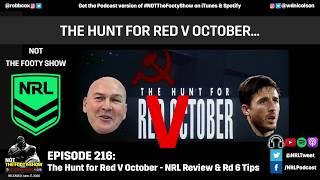 The Hunt for Red V October