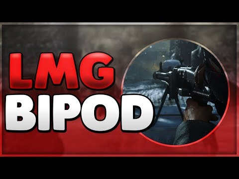WW2 ALL ABOUT THE BIPOD LMG ARMORED DIVISION - World War 2 Tips and Tricks