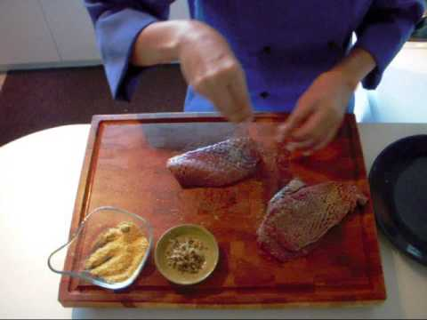 How to make onion steak with Boricua Style  Bistec encebollado