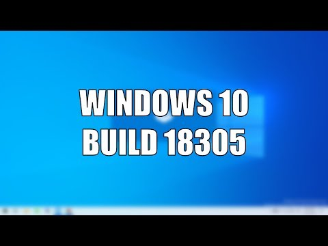 Windows 10 Build 18305 - Windows Sanbox, Settings improvements and more!