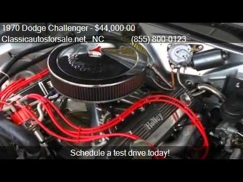 1970 Dodge Challenger  - for sale in , NC 27603 #VNclassics