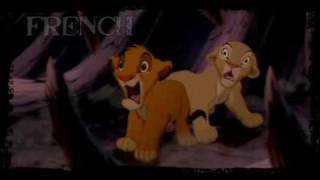 The Lion King - That was it? (One Line Multilanguage)