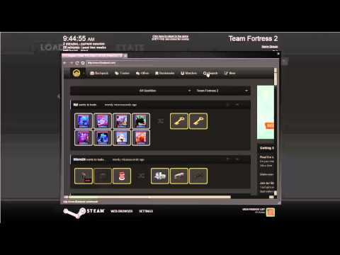[Tutorial] How to use Tf2outpost