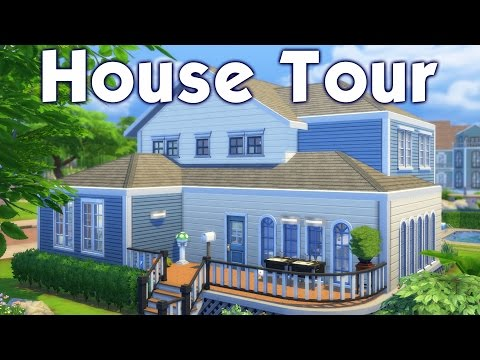 The Sims 4 Family's Updated House!