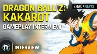 Dragon Ball Z: Kakarot Gameplay Interview
