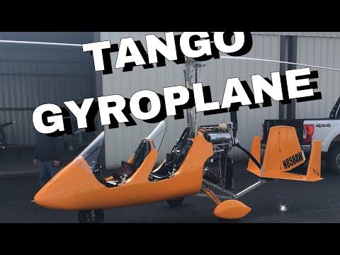 TANGO Gyroplane