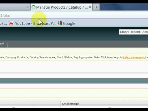 magento add products, display in home page category and subcategory