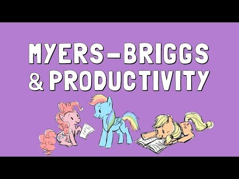 Wellcast: Myers Briggs and Productivity