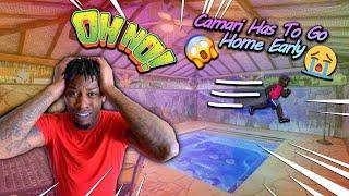 Download CAMARI HAS TO GO HOME EARLY BEACAUSE OF BABY MAMA DRAMA! Video