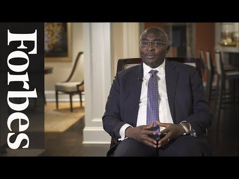 Why Ghana's Government Hopes To Strengthen Ties With Silicon Valley | Forbes