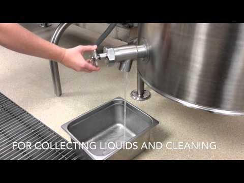 Tilting Steam Kettle - How To