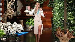Olympian Lindsey Vonn Talks Retirement, and Breaking Records