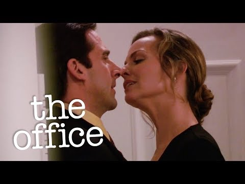 Michael and Jan Have Some Alone Time   - The Office US