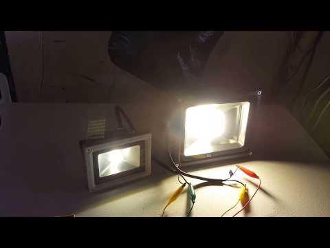 New 30 Watts LED Flood Lights.