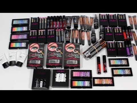 Wholesale Mixed L.A. Girl Cosmetics Box