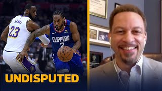 If Lakers don't defeat Clippers, they have little chance at a title — Chris Broussard   UNDISPUTED