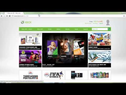 How to remove card details from xbox live