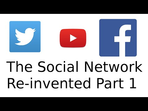 The Social Network Re-inveted Tutorial Part 1 (Html, Css, javascript, ajax, mysql and Php)