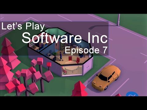 Let's Play Software Inc - Season 1 Episode 7 - Let's Build a Server Farm