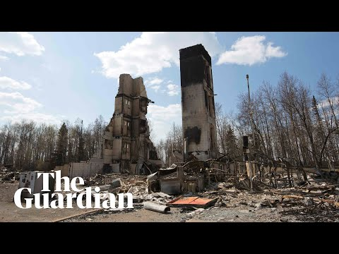 Ash and Oil: Fort McMurray residents rebuild after wildfire destroys city