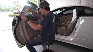 Window Tinting On 2013 Cadillac Cts
