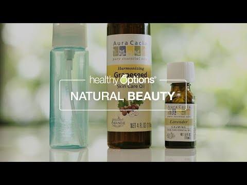 How to Create Your All-Natural Moisturizer with Essential Oil