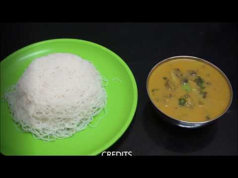How to make Mushroom Paya  - Tamil