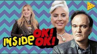 Miley Cyrus, Tarantino e o filho de Gaga (LG6)