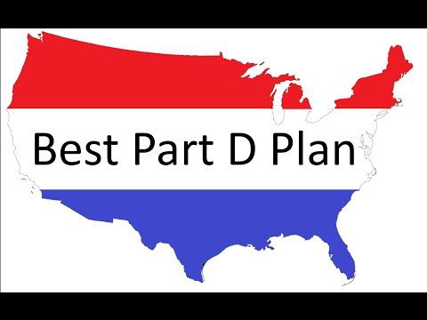 Best Medicare Part D Plan