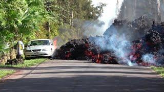 Volcano alert urges Hawaii