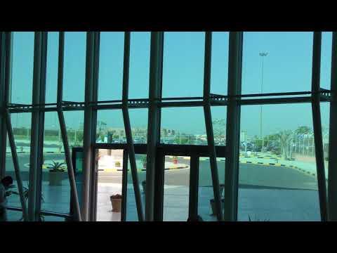 Domestic arrivals Cairo International Airport, Egypt