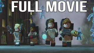 LEGO DImensions Ghostbusters 2016 Full Game Movie Walkthrough