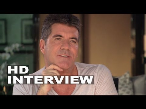 One Direction: This is Us: Producer Simon Cowell On Set Interview