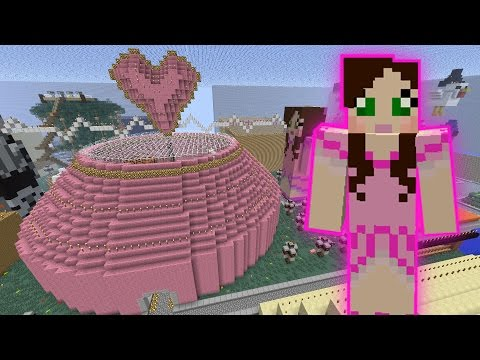 Minecraft: GIANT HEART GAMES - PAT & JEN THEMEPARK [1]