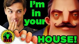 We MURDERED This Game! | Hello Neighbor