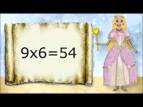 Math. Multiplying by 9