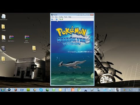 How to get a Nintendo DS Emulator on your PC (Voice Tutorial) [1080p HD]