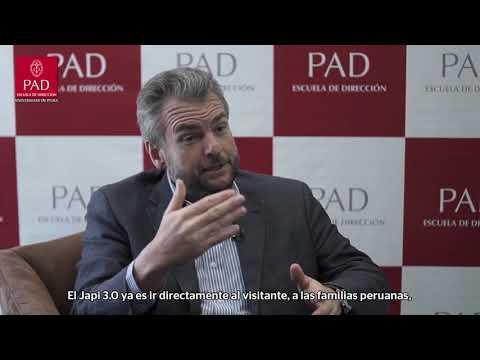 Daniel Duharte: La felicidad como propósito de la empresa