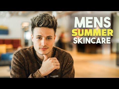 My Updated Summer Skincare 2018 Routine | BluMaan 2018
