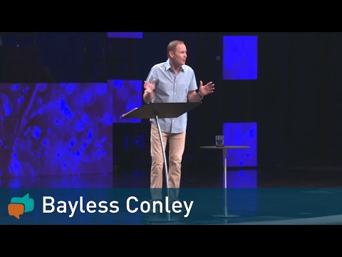 Courage, Character, and Commitment - Part 1 // Bayless Conley