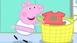 Peppa Pig English Episodes | Muddy Peppa Pig