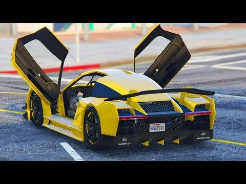GTA 5 ONLINE NEW OVERFLOD AUTARCH DLC CAR GAMEPLAY & THINGS YOU NEED TO KNOW! (GTA 5 Update)